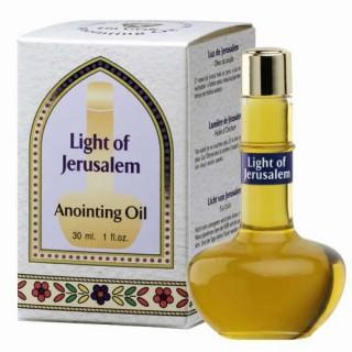 Óleo de Unção Luz de Jerusalém 30ml