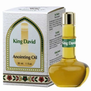 Óleo de Unção -  Rei Davi 30ml